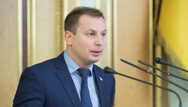 Голова Тернопільської ОДА зібрався у відставку одразу після інавгурації