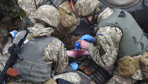 ATO spokesman: One Ukrainian soldier wounded in Avdiivka