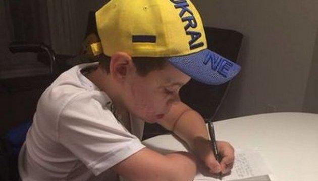 В рамках акції «StopPutin» кожного українця Австралії закликають написати лист міністру