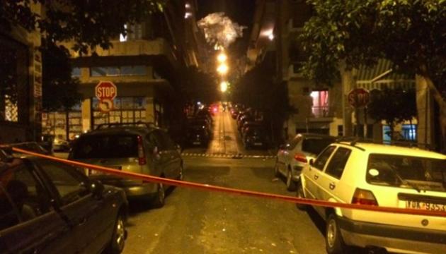 У центрі Афін вибухнула бомба