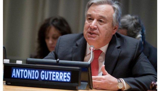 Генсек ООН призывает обеспечить защиту гражданских в Сирии