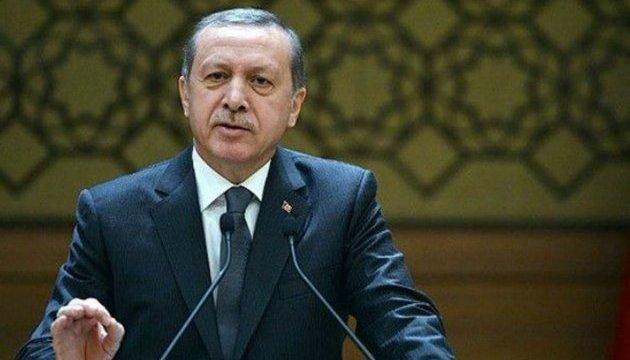 Ердоган заявляє про відновлення співпраці з РФ щодо