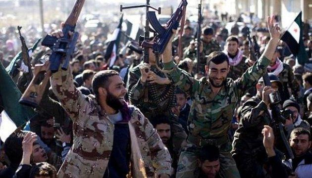 Сирийские повстанцы заявляют об освобождении Ракки - AFP