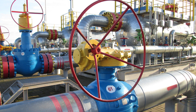 Ukraine's gas imports 58.6 % down in January-November 2016