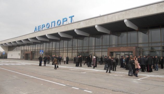 Kherson governor says there are three potential investors for Kherson Airport