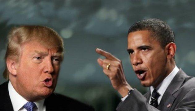 ФБР не согласно с бездоказательными обвинениями Трампа против Обамы