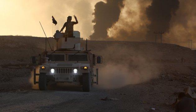 Ирак объявил о начале операции по освобождению западного Мосула от ИГИЛ