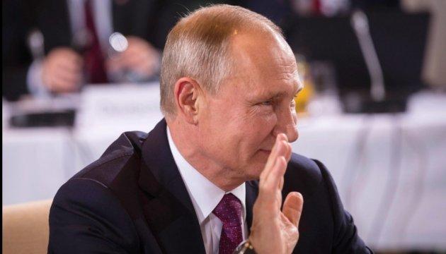 Путин похвалил журналистов, которых в ЕС назвали главными пропагандистами