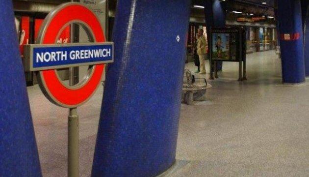 В Лондоне эвакуировали станцию метро из-за подозрительного предмета - СМИ