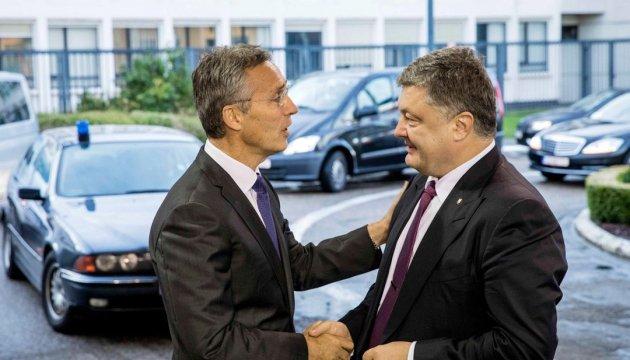 НАТО нарощує співробітництво з Україною – Столтенберг
