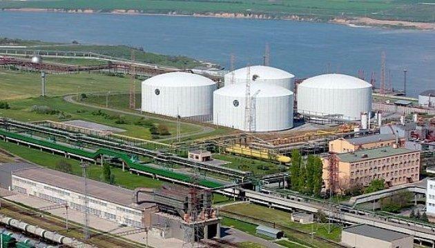 Укрхімтрансаміак протранспортував 80 мільйонів тонн аміаку