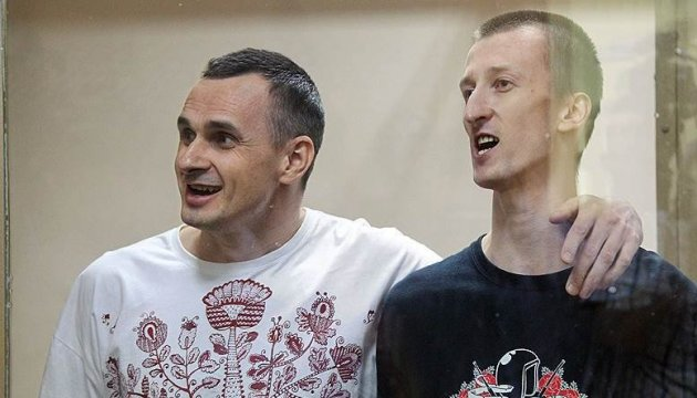 Russia again refuses to extradite political prisoners Sentsov and Kolchenko