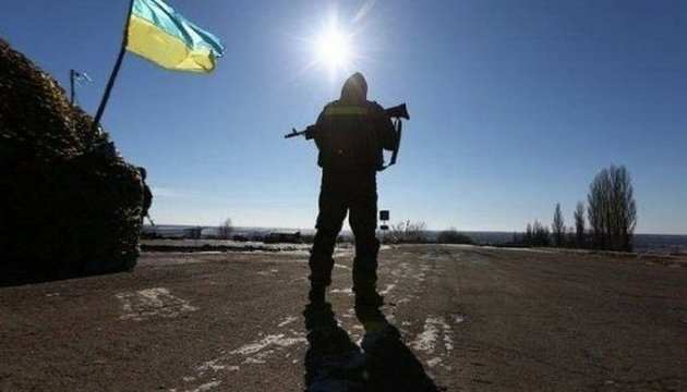 Militants launched 28 attacks on Ukrainian troops in Donbas in last day