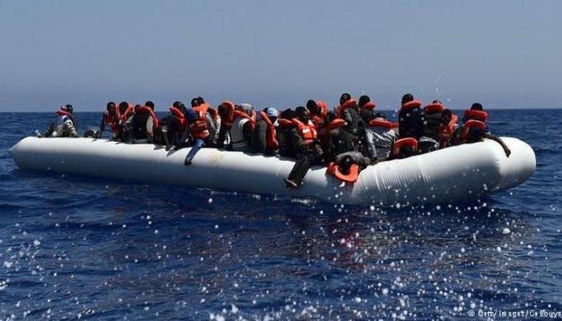 У Середземномор'ї врятували 73 мігрантів