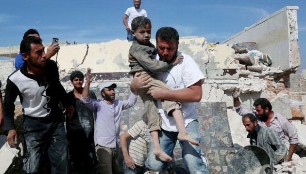 ООН: З сирійського Алеппо втекли понад 16 тисяч людей