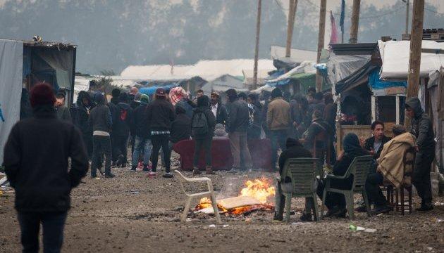 Після знесення табору «Джунглі» у Кале кожна третя дитина вважається зниклою безвісти