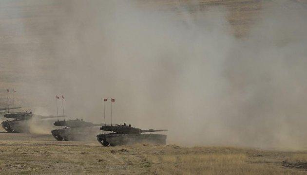 Щит Євфрату: Туреччин знищила більше 60 об'єктів ІДІЛ