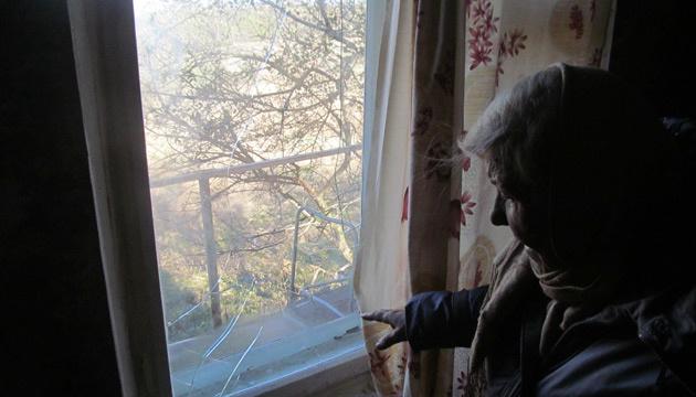 Durant la semaine dernière dans le Donbass, 8 civils ont été blessés, un enfant a été tué