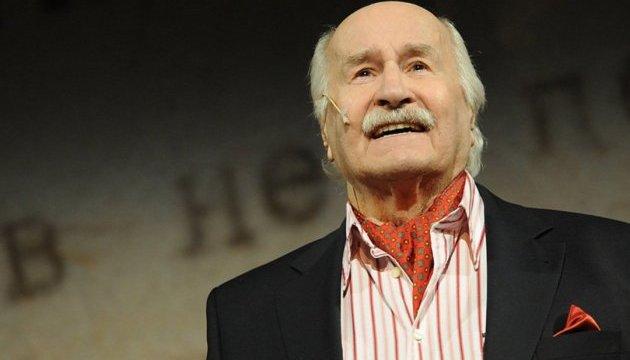 Помер найстаріший у світі актор Володимир Зельдін