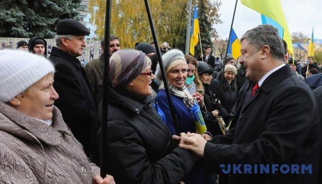 Фейковые фото из Житомира смонтировали и распространили росСМИ - штаб Порошенко