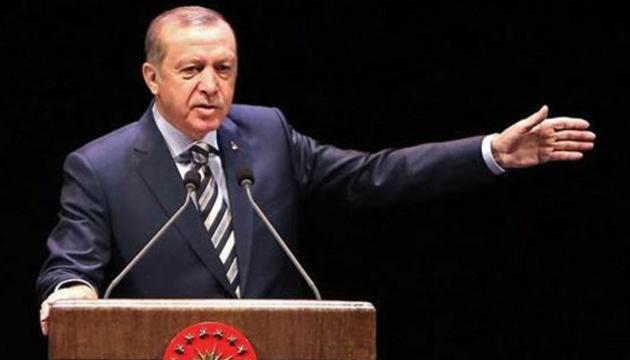 Ердоган назвав главу німецького МЗС