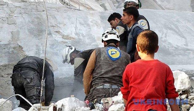Школу в Ідлібі розбомбив сирійський або російський літак – Держдеп