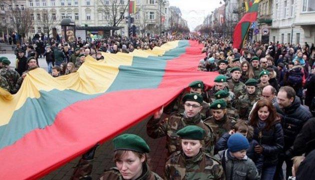 Прем'єр Литви підтримав ініціативу в 2020 році виділяти на оборону 2,5% ВВП
