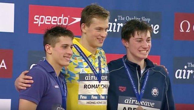 Романчук выиграл шестое