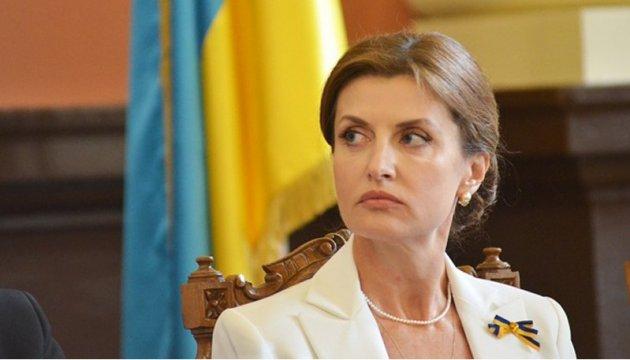 Марина Порошенко відкрила Міжнародну фотовиставку газети