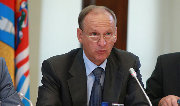 Микола Патрушев / Фото: http://www.vesti.ru