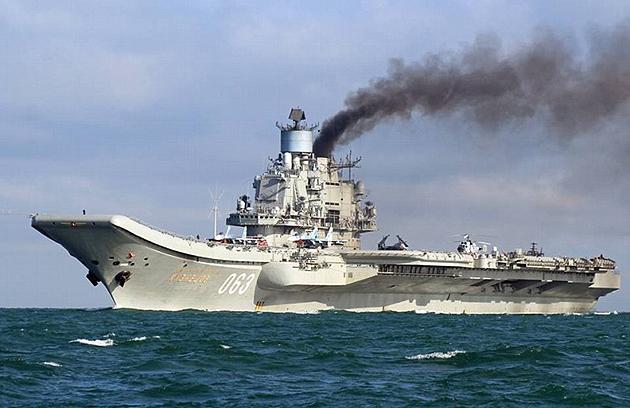 Адмірал Кузнєцов / http://vesti-ukr.com