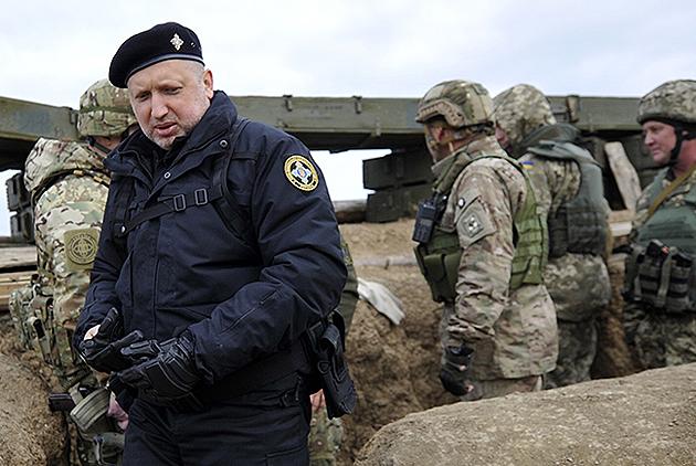 Александр Турчинов. Фото: turchynov.com