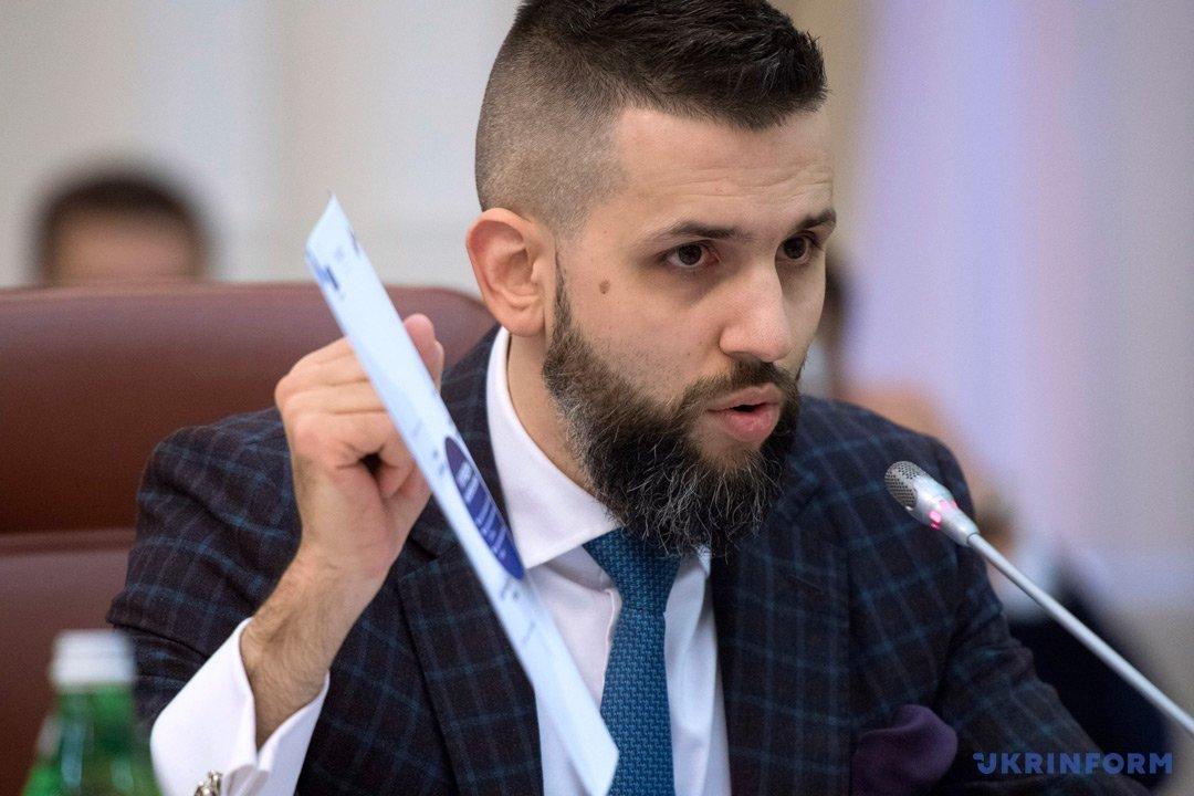 Заступник міністра економічного розвитку та торгівлі Максим Нефьодов