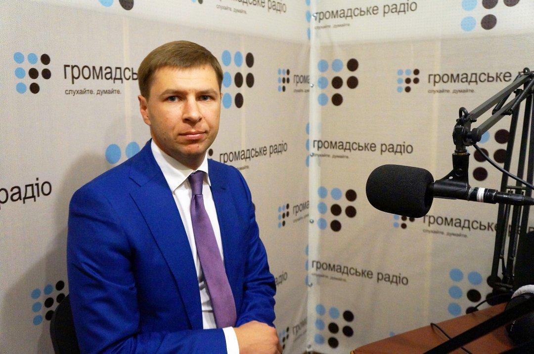 Володимир Остапюк / «Громадське радіо»