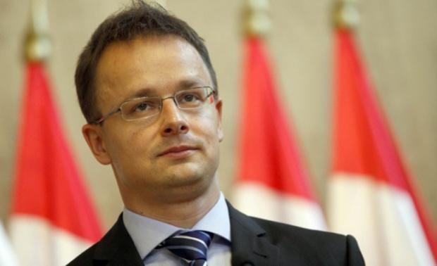 Peter Szijjarto / novinite.ru