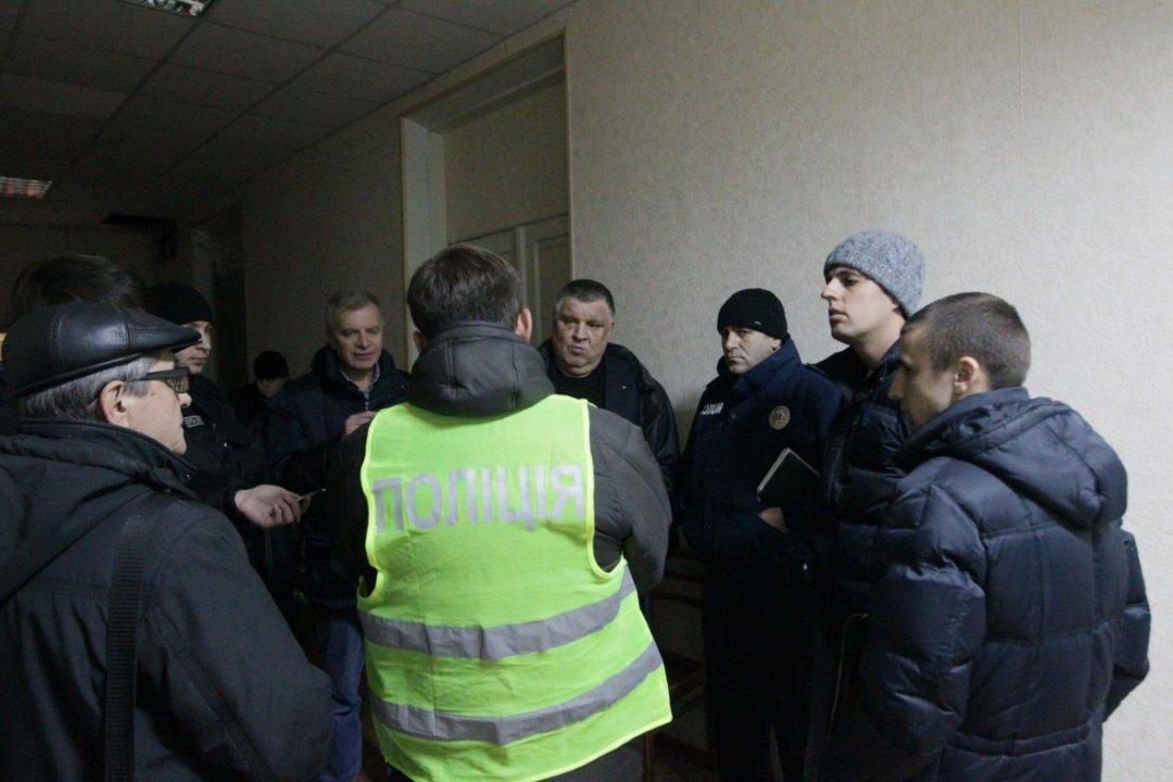 Працівник слідчо-оперативної групи, якого викликав Юрій Чуріков