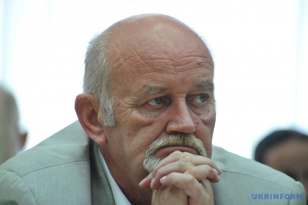 Юрій Радковець