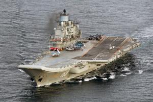 """В России загорелся авианосец """"Адмирал Кузнецов"""", есть жертвы"""