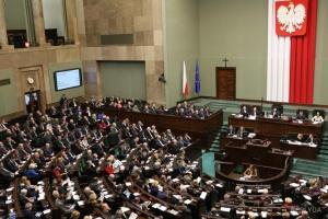 Сейм Польши призвал остановить Nord Stream 2 и выразил поддержку Украине