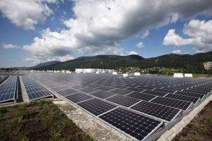 На Черкащині будують сонячну електростанцію потужністю 25 мВт