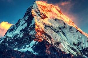乌克兰登山运动员在珠峰获救