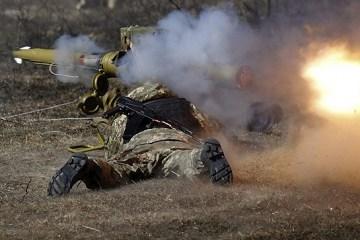 Se producen 17 bombardeos en el Donbás