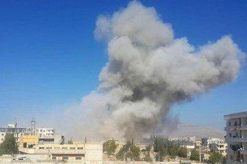 Режим Асада завдав мінометних і ракетних ударів по півночі Сирії