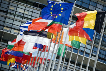 EU、ウクライナの欧州統合路線記載の憲法改正の動きにコメント