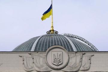 Sonderstatus für bestimmte Gebiete von Donbass