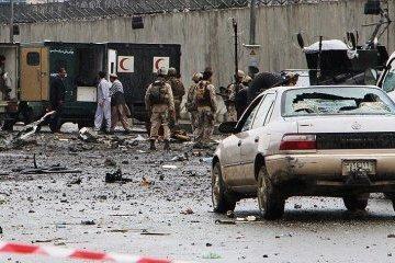 У Кабулі біля стадіону підірвався смертник, є жертви