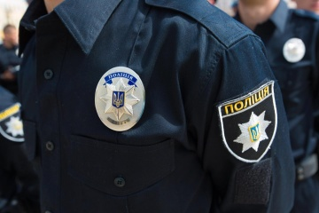 Police detaining provocateurs near embassy in Kyiv - media