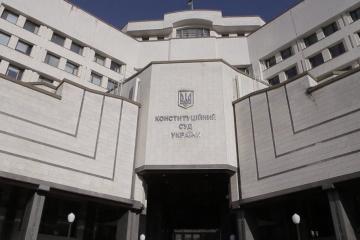 Trybunał Konstytucyjny Ukrainy ogłosił decyzję o niekonstytucyjności uchwały o nałożeniu kwarantanny