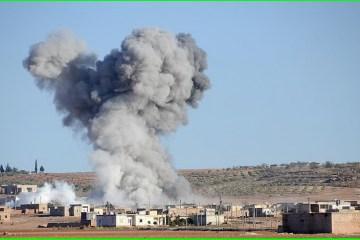 """Жертвами авіаударів сил Асада в """"зонах деескалації"""" стали 106 сирійців"""