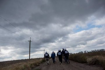 OSCE recorded nearly 400 ceasefire violations in eastern Ukraine over past weekend